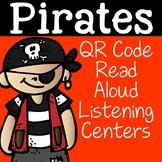 Pirates QR Code Read Aloud Listening Centers