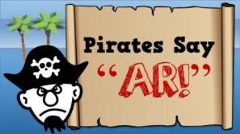 "Pirates Say ""AR!"" (video)"