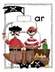 """Pirates Say """"Arrrr""""- Reading and Writing Words with """"ar"""""""
