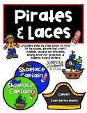 Pirates & Shoelaces- Shoe Tying Captains