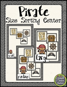 {Pirates} Size Sorting Center