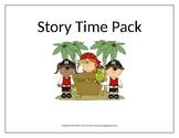 Pirates Story Time Printables