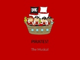 Pirates! The Musical