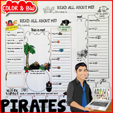 Pirates All About Me Poster