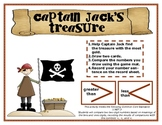 Pirate's Treasure Greater Than, Less Than