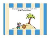 Pirates Unit! Alphabet, stories, math and more!