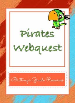 Pirates Webquest