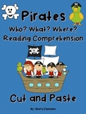 Pirates Reading Comprehension Passages and Questions