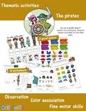 Pirates activities