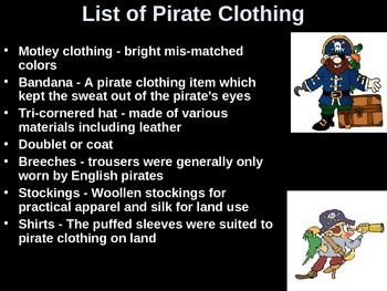 Pirates and Art!