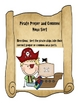 Pirates and Buried Treasure Noun Activities and Worksheets