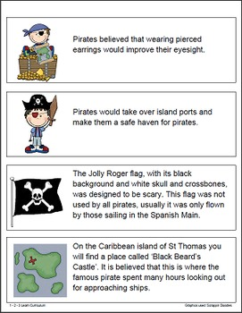 Pirates and Princesses - Forms