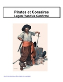 Reading and Writing in French Pirates et Corsaires
