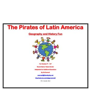 Pirates of Latin America