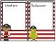 Pirates on Deck ~ Classroom Set Up and Theme Decor Fun