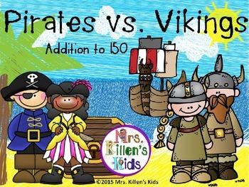 Pirates vs. Vikings: Addition to 150