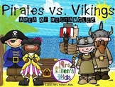 Pirates vs. Vikings: Area of Rectangles