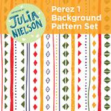 PEREZ 1 South American Background Set