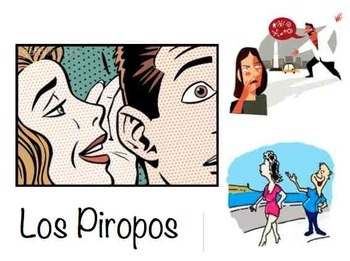Piropos - Spanish pick up lines and negative commands