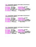 Pistas- food vocabulary circumlocution