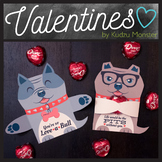 Pitbull Valentine Candy Hugger