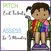 Pitch Exit Tickets/Slips