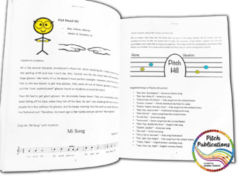 Pitch Hill: Method for Teaching Solfege ****HARDCOPY BOOK****