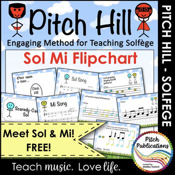Pitch Hill: Introduce Sol Mi {FLIPCHART} ***FREEBIE***