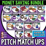 Pitch Matching Card BUNDLE