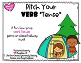 "Pitch Your Verb ""Tense""- Low-Prep Game for Past, Present,"