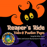 Pitched Percussion Play Along: Reaper's Ride