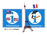 Pitfalls to Avoid - Informations Datas