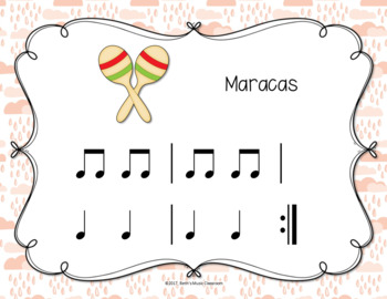 Pitter Patter - A Spring Folk Song with Orff Accompaniment