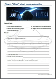 "Pixar ""Lifted"" movie activity for kids and teens"