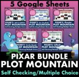 Pixar Plot Mountains Bundle/Self-Checking