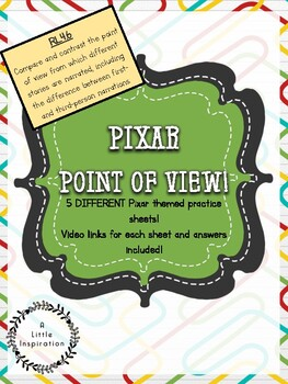 Pixar Point of View