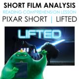 Pixar Short Film Analysis - Lifted