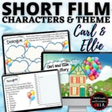 Pixar Short Films and Character Google Classroom DISTANCE LEARNING