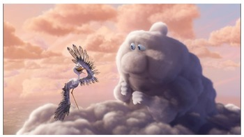 Pixar Short Film Workbook - Partly Cloudy