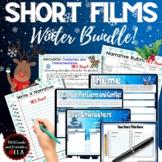 Winter Literacy Activities | Pixar Short Film Workshops Digital/Printable Bundle