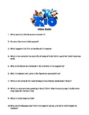 Pixar's Rio: Video Guide and Answers
