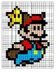 Pixel Art Algebra Distributive Property Variables on One Side