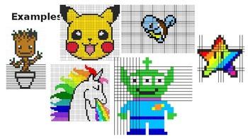 Pixel Art- Finding Area