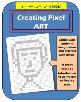 Pixel Art Lesson (Integrating Art & Math)
