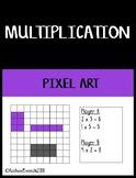 Pixel Art Multiplication