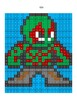 Pixel Color by Number - Drax - Guardians of the Galaxy and Avengers - Busy Work
