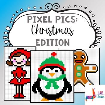Pixel Pics: Christmas Edition