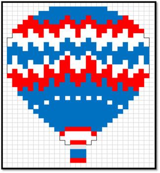 Pixel Pics: Patriotic Edition
