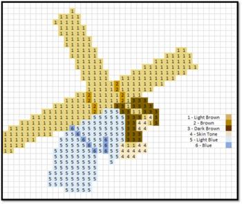 Pixel Pics: Religious Easter Edition