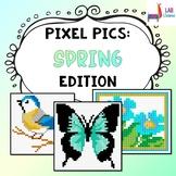Pixel Pics: Spring Edition